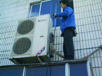 西安韦一街拆装空调