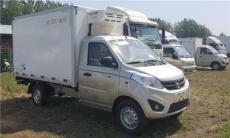松川供應2.9米貨廂的奧鈴T3冷藏車