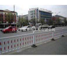 内蒙古市政道路栏杆 呼和浩特交通护栏厂家