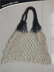 绳编网袋 有结网袋 绳织网兜 购物网袋