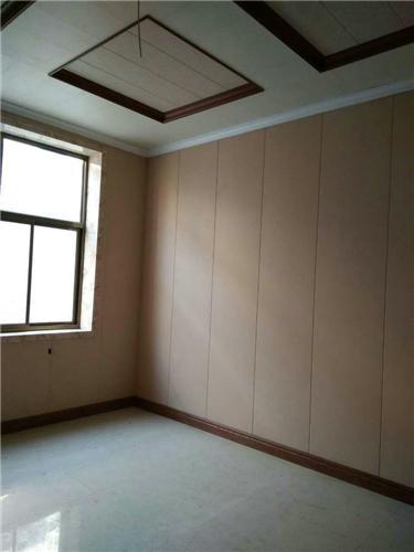 时尚竹木纤维集成墙面介绍图片