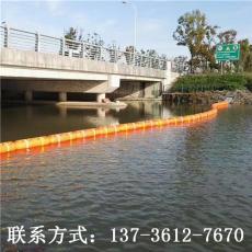 橙色掛網浮漂 組合式攔污浮筒圖片