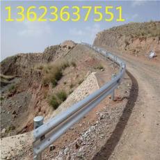 山西临汾双波波形梁护栏板乡村公路防撞护栏