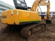 二手现代225挖掘机转让 二手现代225挖掘机
