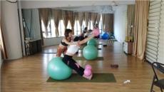 鄭州產后瘦身瑜伽會館 產后恢復瑜伽
