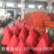 青島海洋助航浮標水上警示浮鼓廠家