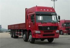 豪沃國五排放載貨車
