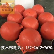 江苏海上警示用什么橙色塑料浮球