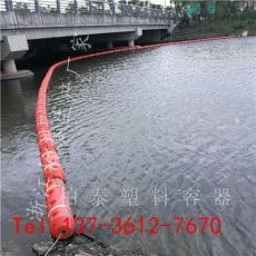江西穿钢丝绳拦污管道浮筒价格