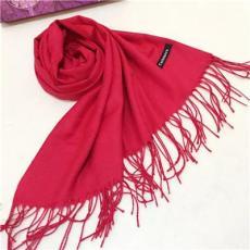 昆明中国红围巾围脖定做批发