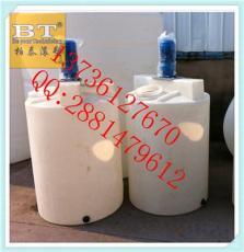 防凍液生產設備1噸塑料攪拌罐廠家