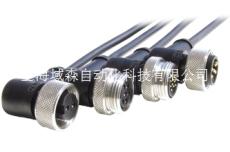 SHILED M12电缆连接器 盾牌传感器连接器