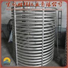 廠家生產鈦盤管 耐腐蝕 熱交換器 TA2鈦彎管