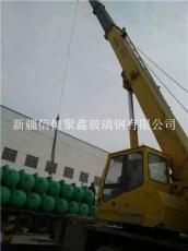 新疆10吨玻璃钢化粪池玻璃钢化粪池生产厂家