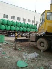 北京玻璃鋼化糞池10噸玻璃鋼化糞池