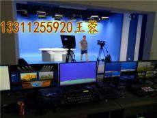 广播电视站虚拟演播室搭建装修-4K视频抠像