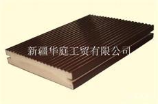 新疆塑木地板/昌吉塑木地板/精河户外地板