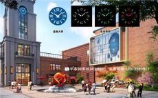 供应创新型建筑成品钟 建筑装饰挂钟推荐