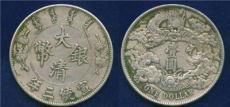大清银币拍卖价的市场是在哪里