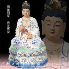 樹脂佛像女媧老母托老老母佛像