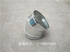 废气处理管道镀锌螺旋风管加工厂