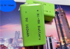 厂家直销9v160H镍氢电池 仪器仪表电池