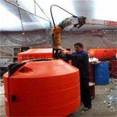 网箱养殖浮筒 塑料拦污排装置