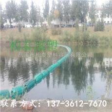 水上浮体塑料养殖浮筒开发定做