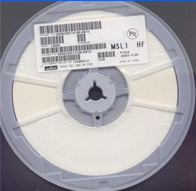 GRM033系列贴片电容 0201尺寸