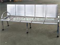 304不锈钢五连椅