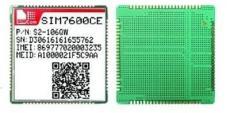 simcom芯讯通 国内全频段4g模块sim7600ce