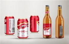 啤酒招商 欧特斯啤酒 魅力红唇 罐装330ML
