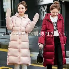 北京便宜棉衣批發 YZD便宜女式棉衣批發
