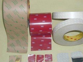 3m双面胶垫单面胶垫高粘亚克力胶垫无痕胶