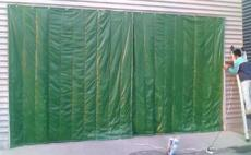 朝陽區專業安裝保溫棉門簾