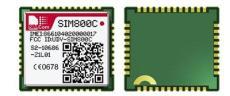 国内供应芯讯通SIM800c现货出货