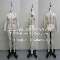 上海制衣人台模特厂家定制专业批发商