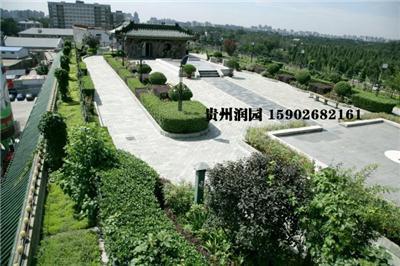 开阳和清镇屋顶花园里种菜种草坪施工单位