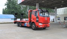 程力威CLW5251TPBC5平板运输车