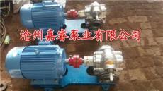 KCB83.3齿轮油泵耐腐蚀油泵山东济南采购