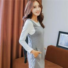 中长款韩版棉衣便宜服装货源广州服装批发
