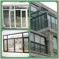 西城凤铝断桥铝门窗安装图片