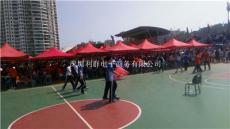 深圳3米折疊廣告帳篷擺攤促銷帳篷出租賃