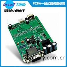 醫療設備電路板多層電路板設計 深圳宏力捷
