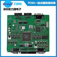 PCB印刷線路板設計打樣公司 台湾宏力捷