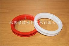 深圳市豪欧密封食品级硅胶密封圈VMQ