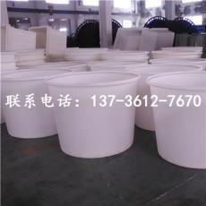 耐酸碱化工周转桶 塑料泡椒圆桶
