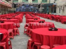 深圳红色塑料凳四方塑胶凳方凳圆凳出租赁