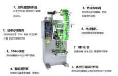 小型顆粒包裝機 PM-150B立式粉劑包裝機