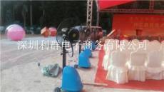 深圳水雾化风扇喷雾大功率降温电风扇出租赁